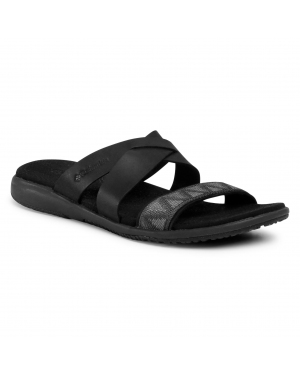 Klapki COLUMBIA - Solana™ Slide BL1008 Black/Shark 010
