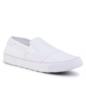Tenisówki COLUMBIA - Goodlife Two Gore Slip BL4655 White/Silver Grey 100