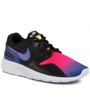 Buty NIKE - Kaishi Print (GS) 749523 005 Black/Deep Night/Fire Pink/Vlt