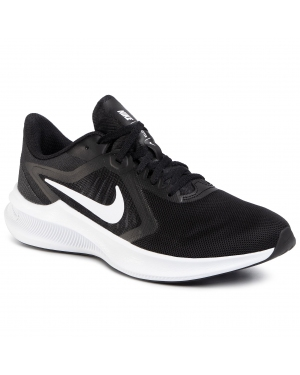Buty NIKE - Downshifter 10 CI9981 004 Black/White/Anthracite