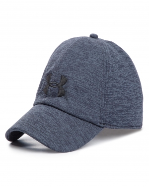 Czapka z daszkiem UNDER ARMOUR - Ua Twisted Renegade Cap 1306297-001 Szary