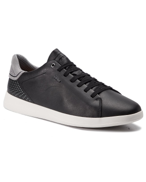 Sneakersy GEOX - U Kennet B U926FB 00085 C9999 Black
