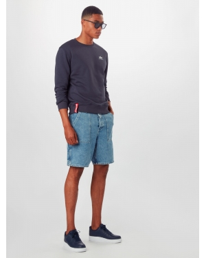 JACK & JONES Jeansy 'JJITONY JJUTILITY SHORT AM 130'  niebieski
