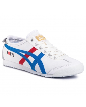 Sneakersy ONITSUKA TIGER - Mexico 66 1183A730 White/Directoire Blue 100