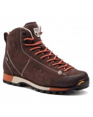 Trekkingi DOLOMITE - Cinquantaquattro Hike Gtx GORE-TEX 269482-1137 Dark Brown/Red