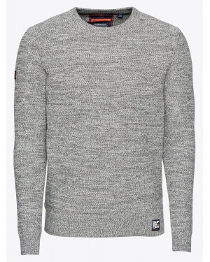 Superdry Sweter 'UPSTATE CREW'  szary