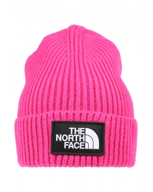 THE NORTH FACE Czapka 'Y BOX LOGO CUFF'  różowy