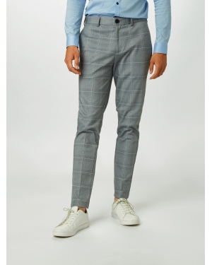 JACK & JONES Chinosy 'MARCO'  jasnoszary
