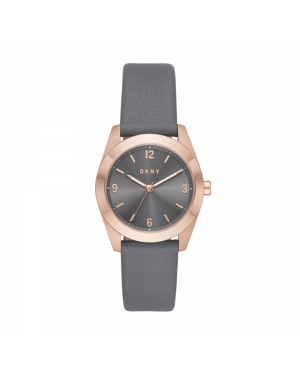 Zegarek DKNY - Nolita NY2878 Grey/Rose Gold