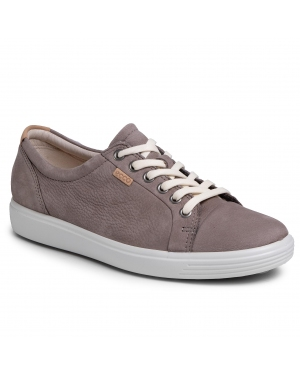 Półbuty ECCO - Soft 7 W 43000302375 Warm Grey