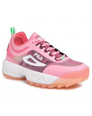 Sneakersy FILA - Disruptor Run Cb 1010867.72C Rosebloom
