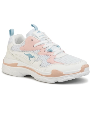 Buty KANGAROOS - Wave 39112 000 6159 Frost Pink/White
