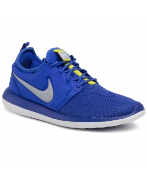 Buty NIKE - Roshe Two (Gs) 844653 401 Paramount Blue/Wolf Grey