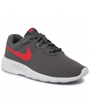 Buty NIKE - Tanjun (GS) 818381 020 Dark Grey/University/Red/White