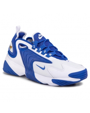 Buty NIKE - Zoom 2K AO0269 109 White/Game Royal/White