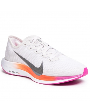 Buty NIKE - Zoom Pegasus Turbo 2 AT8242 009 Vast Grey/Smoke Grey/White