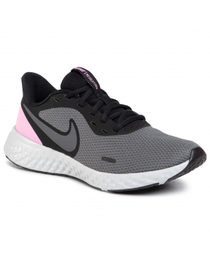 Buty NIKE - Revolution 5 BQ3207 004 Black/Psychic Pink/Dark Grey