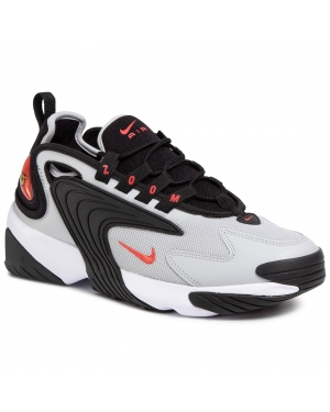 Buty NIKE - Zoom 2K AO0269 010 Black/Track Red/Grey Fog/White