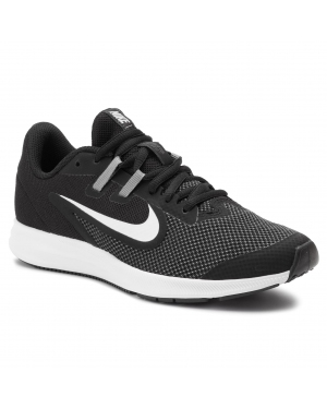Buty NIKE - Downshifter 9 (Gs) AR4135 002 Black/White/Anthracite