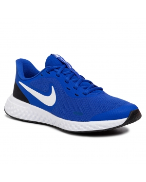 Buty NIKE - Revolution 5 (GS) BQ5671 401 Racer Blue/White/Black
