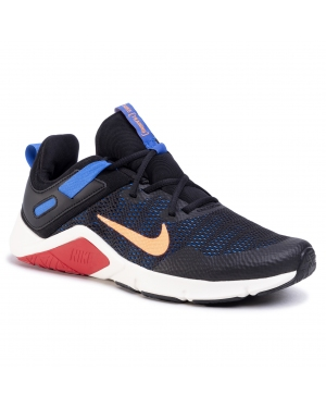 Buty NIKE - Legend Essential CD0443 003 Black/ Total Orange/Soar