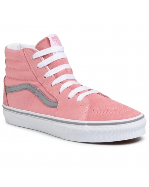 Sneakersy VANS - SK8-HI VN0A4UI2XWE1  (Pop)Pink Icing/Frost Gry