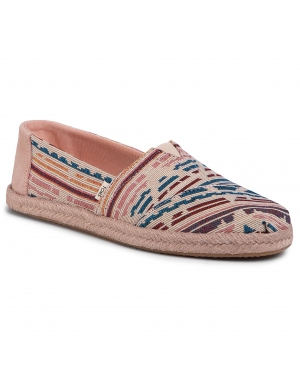 Espadryle TOMS - Classic 10015051 Woven/Rope