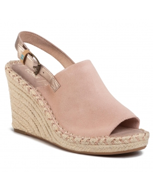 Espadryle TOMS - Monica 10015134 Spanish Villa/Rose Gold