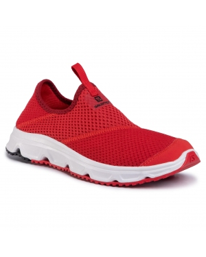 Buty SALOMON - Rx Moc 4.0 406737 27 M0 High Risk Red/White/Red Dahlia