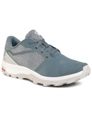 Buty SALOMON - Outbound 407910 28 V0 Stormy Weather/Lunar Rock/White