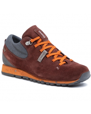 Trekkingi AKU - Bellamont Gaia Gt W GORE-TEX 516 Wine Red/Orange 196