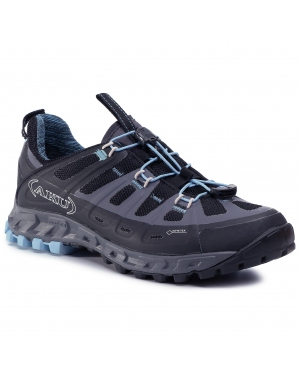 Trekkingi AKU - Selvatica Gtx Ws GORE-TEX 679 Black/Light Blue 144