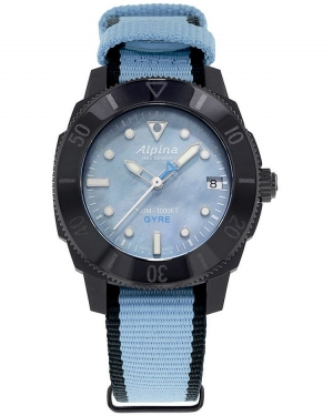 Zegarek damski Alpina Seastrong Diver Gyre Gents Ladies Automatic