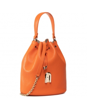 Torebka FURLA - Sleek BATBABR-HSF000-BG600-1-007-20-RO-B Orange i