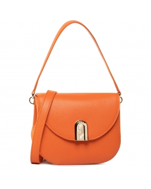 FURLA-BZJ6ABRHSF000BG600 FURLA SLEEK MINI CROSSBODY BG600-ORANGE i