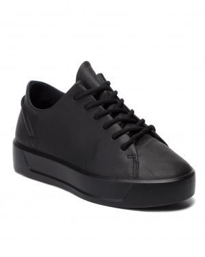 Sneakersy ECCO - Soft 8 W 45084301001 Black