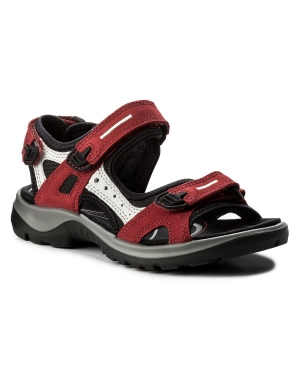 Sandały ECCO - Offroad 6956355287 Chili Red/Concrete/Black