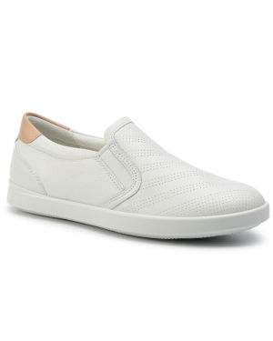 Tenisówki ECCO - Leisure 20504359529 White/Powder