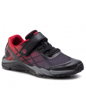 Buty MERRELL - M-Bare Access Ac MK259500 Blk/Red