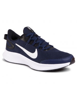Buty NIKE - Runallday 2 CD0223 400 Midnight Navy/White/Black