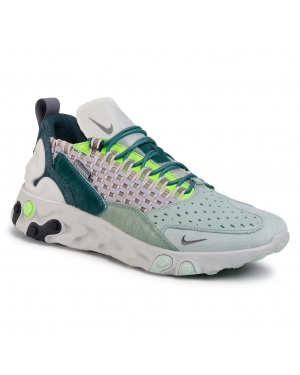 Buty NIKE - React Serty CT3442 300 Faded Spruce/Gunsmoke