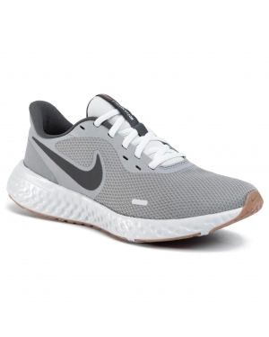 Buty NIKE - Revolution 5 BQ3204 008 Smoke Grey/Dk Smoke Grey