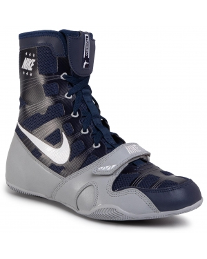 Buty NIKE - Hyperko 634923 410 Midnight Navy/White