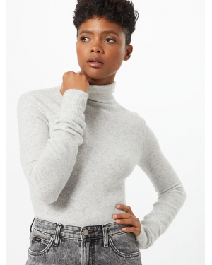 AMERICAN VINTAGE Sweter 'Damsville'  nakrapiany szary
