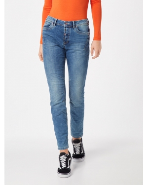 TOM TAILOR DENIM Jeansy 'lynn'  niebieski denim