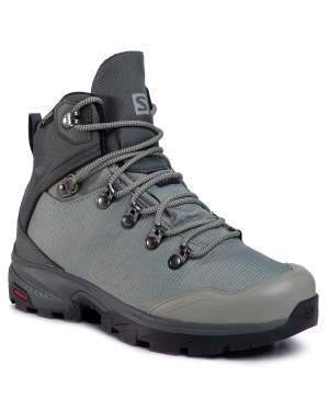 Trekkingi SALOMON - Outback 500 Gtx W GORE-TEX 407457 20 G0 Shadow/Urban Chic/Black