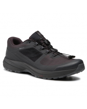 Buty SALOMON - Xa Elevate Gtx Nocturne GORE-TEX 408106 31 V0 Ebony/Quiet Shade/Black