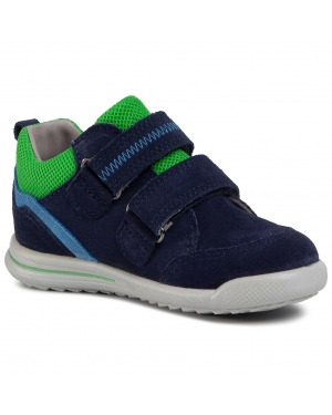 Sneakersy SUPERFIT - 1-006375-8000 S Blau/Grün