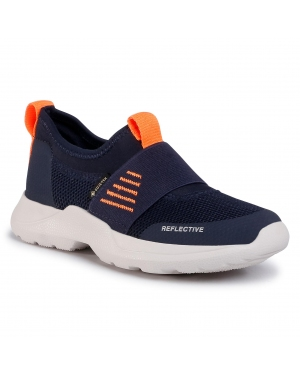 Sneakersy SUPERFIT - GORE-TEX 6-06214-80 M Blau/Orange