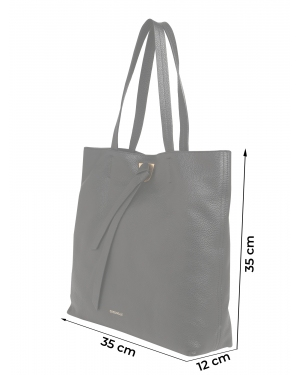 Coccinelle Torba shopper 'Joy'  czarny